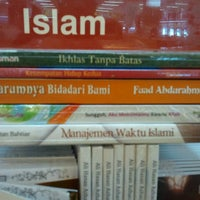 Photo taken at Gramedia by Syaiful C. on 10/1/2012