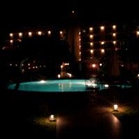 Photo taken at Hotel Lucerna Mexicali by Eduardo S. on 12/9/2012