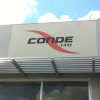 Photo taken at Conde Taxi by Jorge J. on 4/30/2013