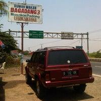 Photo taken at Jl Raya Patrol Indramayu by Gurat 7. on 9/30/2012