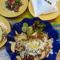 Photo taken at Dos Tacos by Eunju L. on 9/14/2013