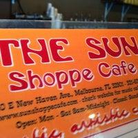 Photo taken at Sun Shoppe by Jonathan D. on 9/29/2012