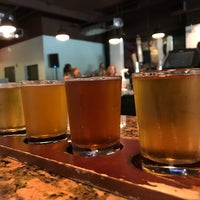 Photo taken at Zeta Brewing Co. by Jonathan D. on 8/5/2017