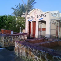 Photo taken at Coraya Divers by Alessia K. on 5/9/2013