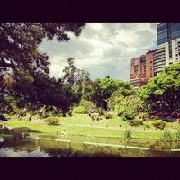 Foto tirada no(a) Jardín Japonés por MaRk1ToX em 11/20/2012