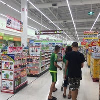 Photo taken at Big C (บิ๊กซี) by Campus on 5/27/2017