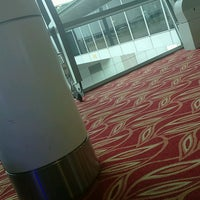 Photo taken at Gate A6 by Sharifah S. on 10/23/2016