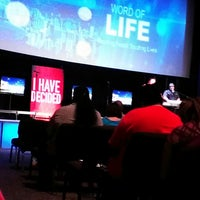 Photo taken at Word Of Life Christian Center by Shari T. on 4/14/2013
