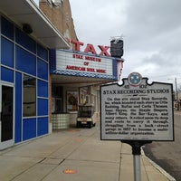 Photo taken at Stax Museum of American Soul Music by Zag Z. on 2/13/2013