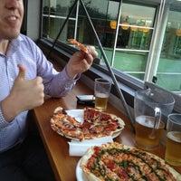 Photo taken at Pizza Caffé by Zag Z. on 10/25/2013