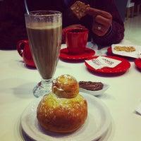 12/30/2012 tarihinde Charly M.ziyaretçi tarafından Franco Gelato & Caffè'de çekilen fotoğraf