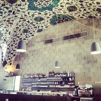 Снимок сделан в Café-Restaurant CORBACI пользователем Jenny B. 2/10/2013