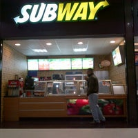 Photo taken at Subway by Yanny T. on 1/4/2013