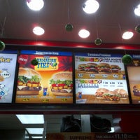 Photo taken at Burger King by Yanny T. on 1/4/2013