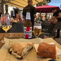 Photo taken at Bar Focacceria Milese by Martin H. on 8/11/2018