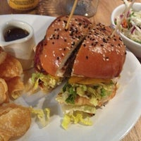Photo taken at East Hampton Sandwich Co. by Haley S. on 10/11/2012