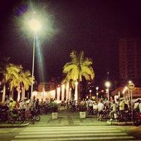 Foto tirada no(a) Praça do Sesquicentenário de Brusque por Jeronimo S. em 3/30/2013