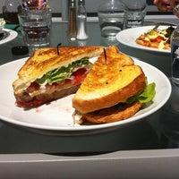 Photo taken at Raffles Street Cafe by Leisa E. on 2/11/2013