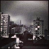 Photo taken at Aclimação by Danilo D. on 6/13/2013