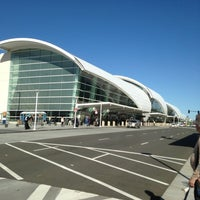 Photo taken at Norman Y. Mineta San José International Airport (SJC) by Benjamin W. on 4/8/2013