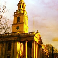 Photo taken at St Martin-in-the-Fields by Lauren on 2/15/2013