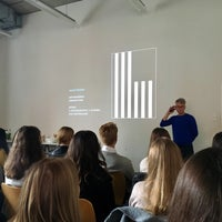 Photo taken at AMD Akademie Mode & Design by Claudia H. on 9/18/2017