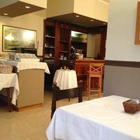 Photo taken at Hotel Ristorante Sant'Eustorgio by Luigi C. on 6/29/2013