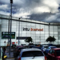 Photo taken at intu Braehead Shopping Centre by Hassan A. on 8/12/2013
