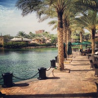 Photo taken at Souq Madinat Jumeirah by Hassan A. on 12/20/2012