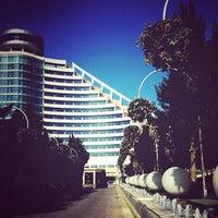 5/5/2013 tarihinde Hassan A.ziyaretçi tarafından Jumeirah Bilgah Beach Hotel'de çekilen fotoğraf