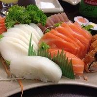 Photo taken at Restaurante Oriental Nagami by Murilo B. on 9/13/2013