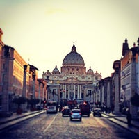 Photo taken at Vatican City by Арина Р. on 5/19/2013
