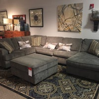 Photo Taken At Ashley Furniture HomeStore By Eric P. On 8/28/2016 ...