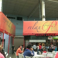 Photo taken at Food Court - Palisades Center by Robin P. on 5/27/2013