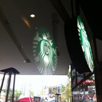 Photo taken at Starbucks by Cristian S. on 9/27/2012