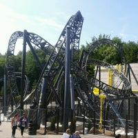 Photo taken at Alton Towers by Daniel on 6/21/2013