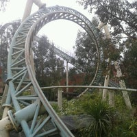 Photo taken at Thorpe Park by Daniel on 3/15/2013
