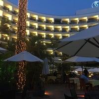 Photo taken at Seaside Palm Beach Hotel by Gi C. on 4/9/2018