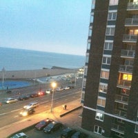 Photo taken at Holiday Inn Brighton - Seafront by Çağrı 1. on 3/20/2013