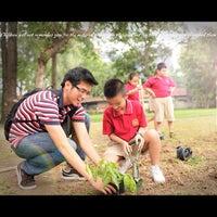 Photo taken at Vietnam Australia International School by Nic H. on 1/23/2013