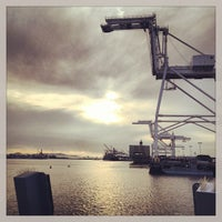 Photo taken at Oakland Ferry Terminal by Chase M. on 3/30/2013