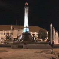 Photo taken at Tugu Muda by andre a. on 10/23/2012