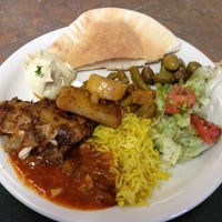 Photo taken at Al Basha Mediterranean Food & Grocery by Tom B. on 4/5/2013
