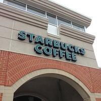 Photo taken at Starbucks by Tom B. on 3/29/2013