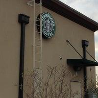 Photo taken at Starbucks by Tom B. on 4/15/2013