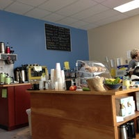 Photo taken at Bee Coffee Roasters by Tom B. on 4/27/2013