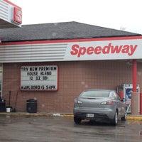 Photo taken at Speedway by Tom B. on 1/11/2014