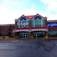 Photo taken at Kroger by Tom B. on 10/7/2013