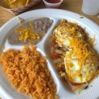 Photo taken at Leonardo's Mexican Food by Tom B. on 4/22/2018