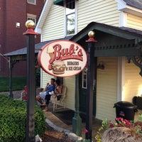 Photo taken at Bub's Burgers & Ice Cream by Tom B. on 6/15/2013
